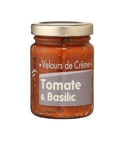 Tomate Basilic VELOURS DE CREME TOMATE BASILIC PETIT FORMAT