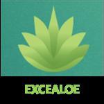 Excealoe-plantlogo
